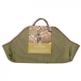 Feuerholz Sack - Olive