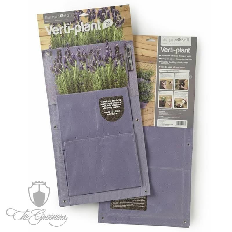 Burgon & Ball Verti Plant Lavendel - 2er Pack