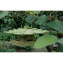 Japanisches Vogelfutterhaus