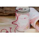Burgon & Ball Dose Gartenschnur pink GTL/TWPTIN