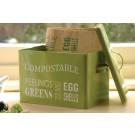 Burgon & Ball Küchen Kompostbox - GYO/COMBIN