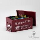 Burgon & Ball Pflanzensamen Box Burgund - GYO/BIGSTTIN