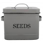 Saatgutbehälter - Grau