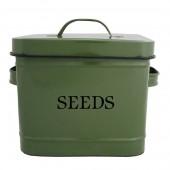 Saatgutbehälter - Grün
