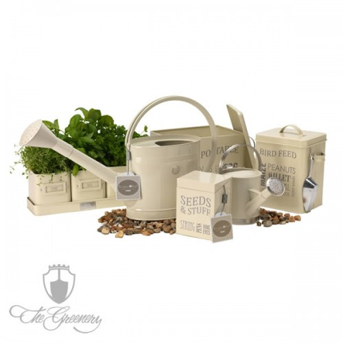 burgon & ball küchen kompostbox - jersey cream - gyo/compbincream